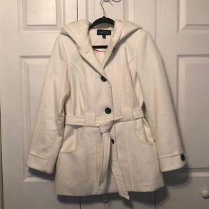 Apt 9 holder trencher style jacket